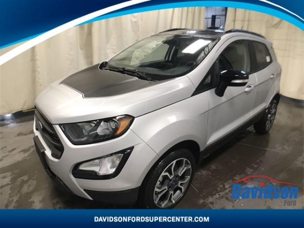 2019 Ford EcoSport in Watertown, NY