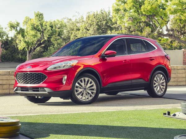 2020 Ford Escape in Watertown, NY