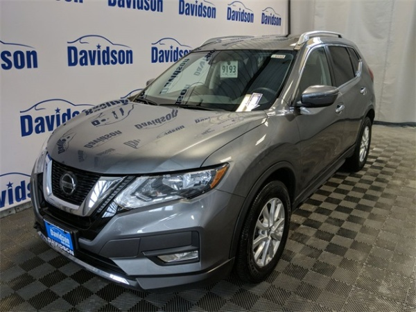 2019 Nissan Rogue in Watertown, NY