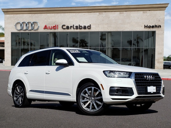 2019 Audi Q7 in Carlsbad, CA
