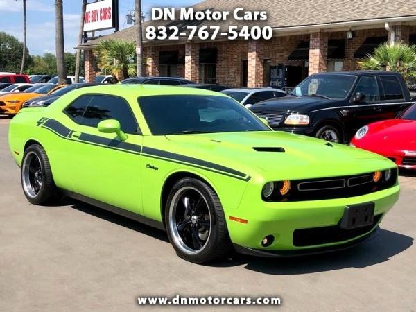 2015 Dodge Challenger in Houston, TX