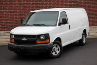2006 Chevrolet Express Cargo Van 1500 135 Wb Rwd For In Stone Park