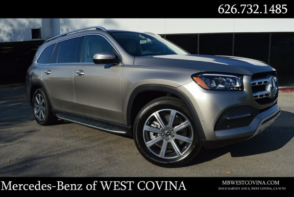 2020 Mercedes-Benz GLS in West Covina, CA