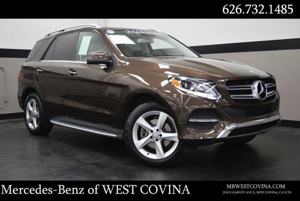 2017 Mercedes-Benz GLE in West Covina, CA