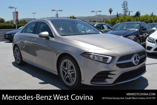 2019 Mercedes-Benz A-Class in West Covina, CA