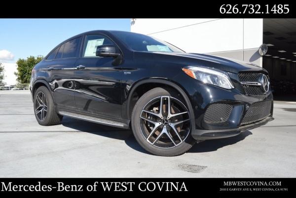 2019 Mercedes-Benz GLE in West Covina, CA