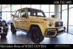 2020 Mercedes-Benz G-Class AMG G 63 4MATIC for Sale in West Covina, CA