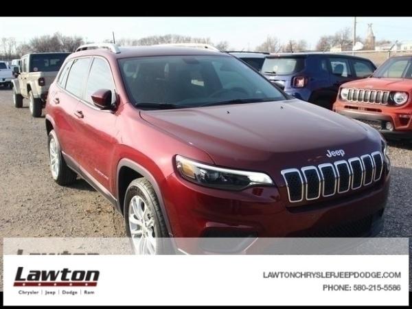 2020 Jeep Cherokee in Lawton, OK