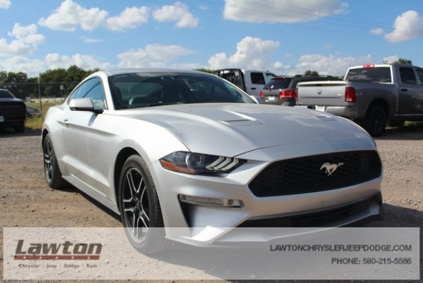 2018 Ford Mustang in Lawton, OK