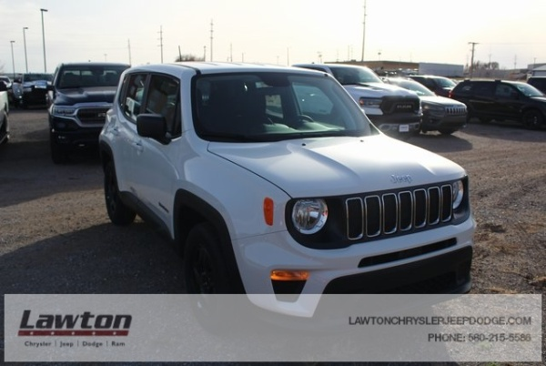 2020 Jeep Renegade in Lawton, OK