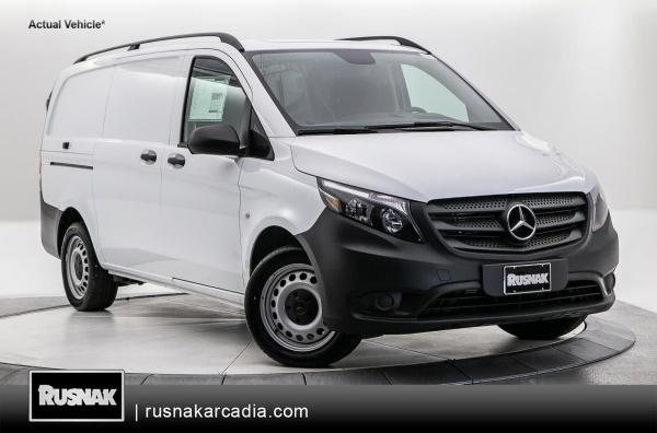 2019 Mercedes-Benz Metris Base
