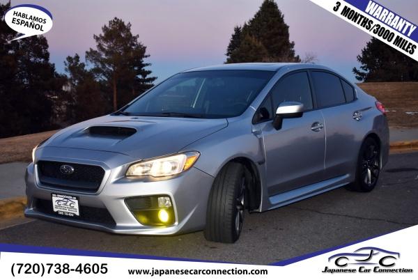 2015 Subaru WRX in Denver, CO