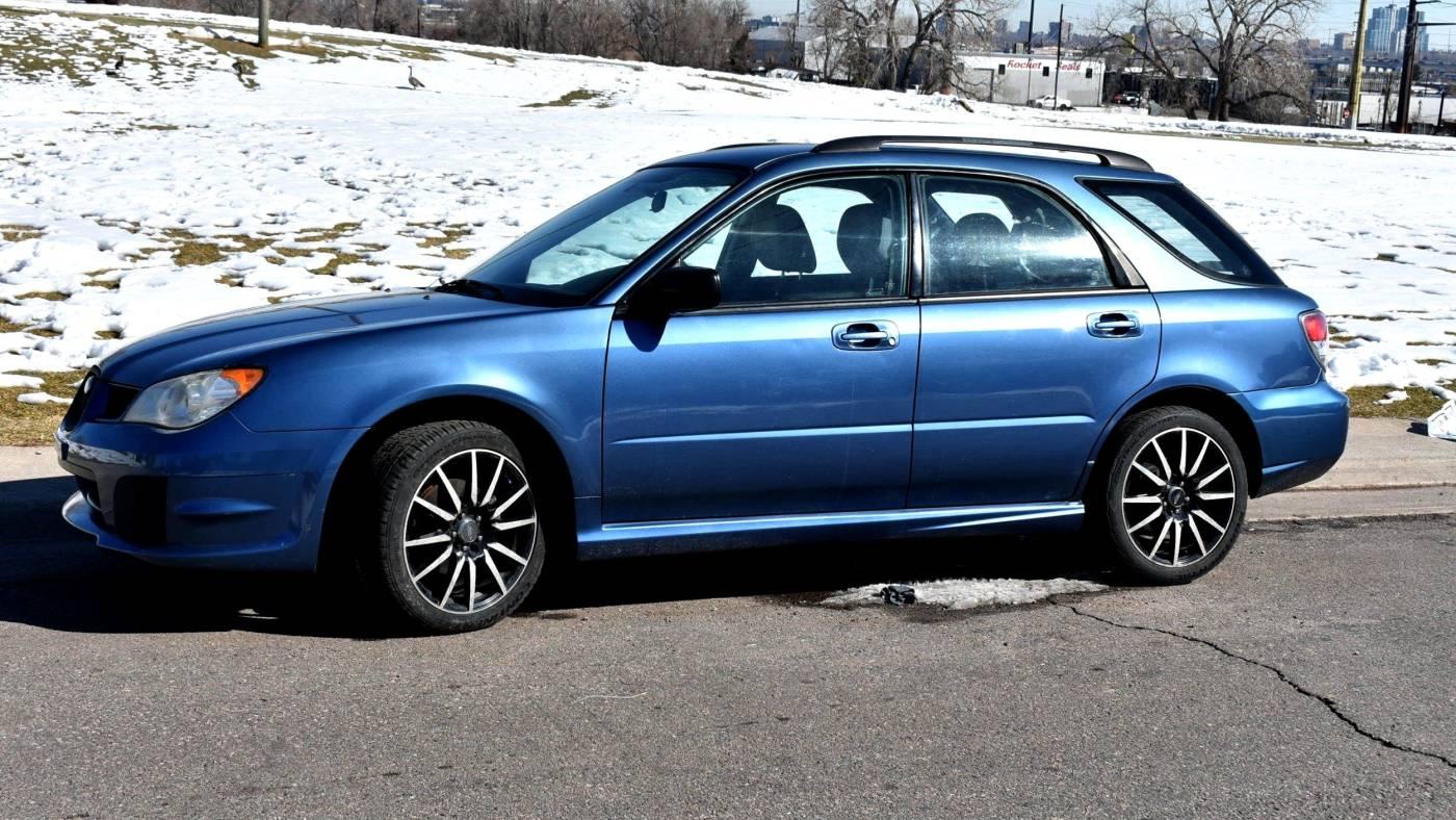 2007 Subaru Impreza Wagon