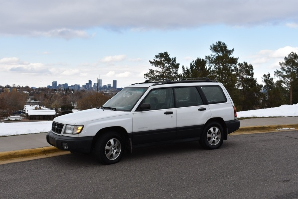 2000 Subaru Forester in Denver, CO