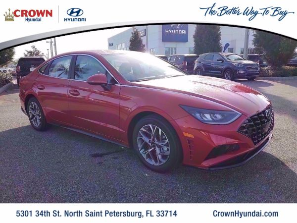 2020 Hyundai Sonata in St. Petersburg, FL