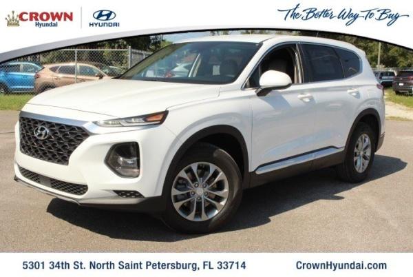 2020 Hyundai Santa Fe in St. Petersburg, FL