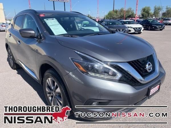 2018 Nissan Murano in Tucson, AZ