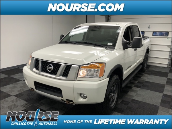 2015 Nissan Titan in Chillicothe, OH