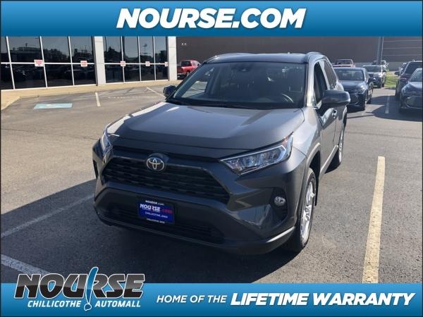 2019 Toyota RAV4 in Chillicothe, OH