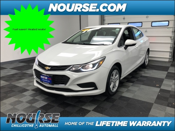 2018 Chevrolet Cruze in Chillicothe, OH
