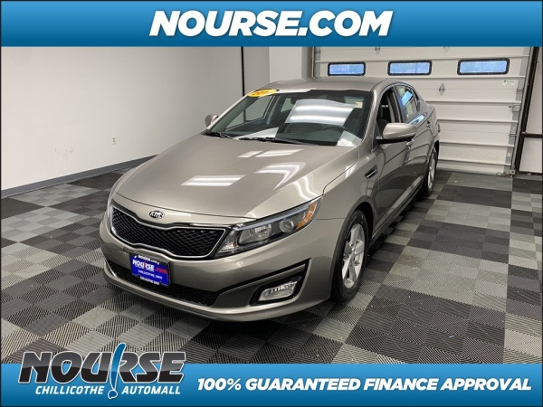 2014 Kia Optima in Chillicothe, OH