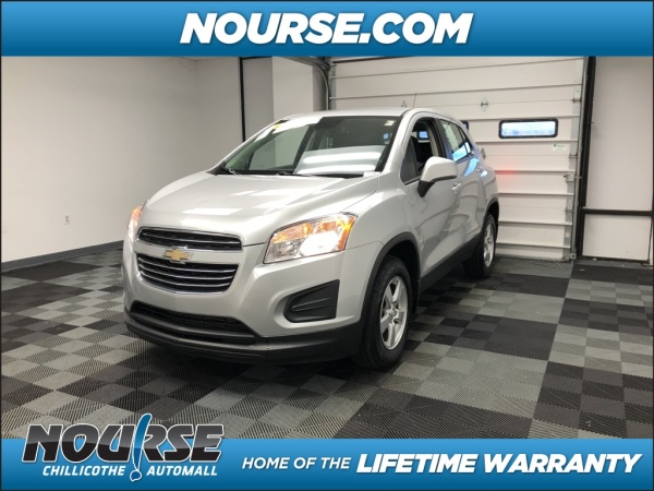 2016 Chevrolet Trax in Chillicothe, OH