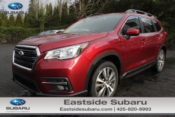 2020 Subaru Ascent in Kirkland, WA
