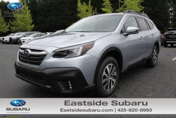 2020 Subaru Outback in Kirkland, WA