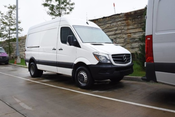 2017 Mercedes-Benz Sprinter Cargo 3500XD