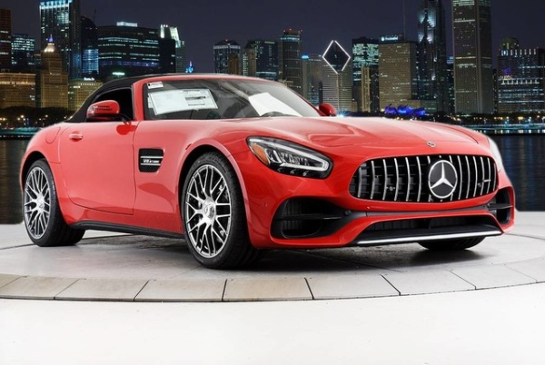 2020 Mercedes-Benz AMG GT in Chicago, IL