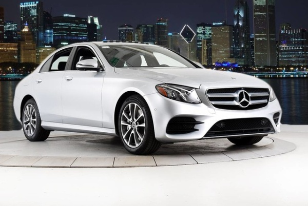 2020 Mercedes-Benz E-Class in Chicago, IL