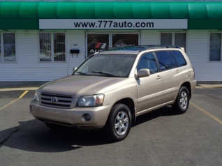 2007 Toyota Highlander Limited With 3rd Row V6 4wd For In South Weymouth Ma