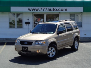 2007 Ford Escape Hybrid I4 4wd For In South Weymouth Ma