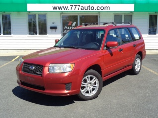 Used 2008 Subaru Forester For Sale 35 Used 2008 Forester Listings