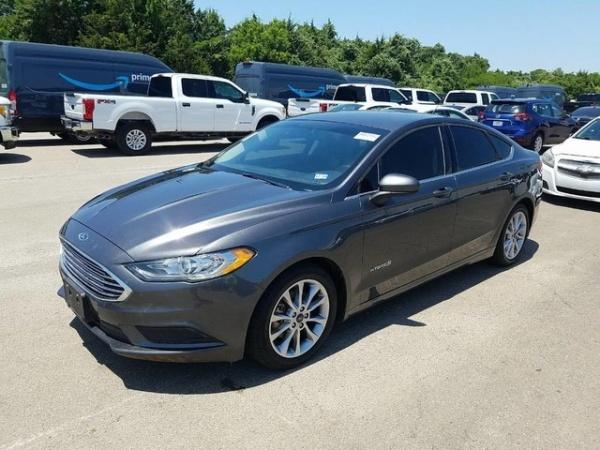 2017 Ford Fusion in Kennesaw, GA