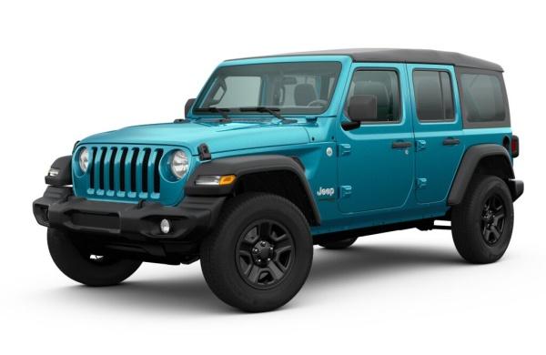 2020 Jeep Wrangler in Cornelius, NC