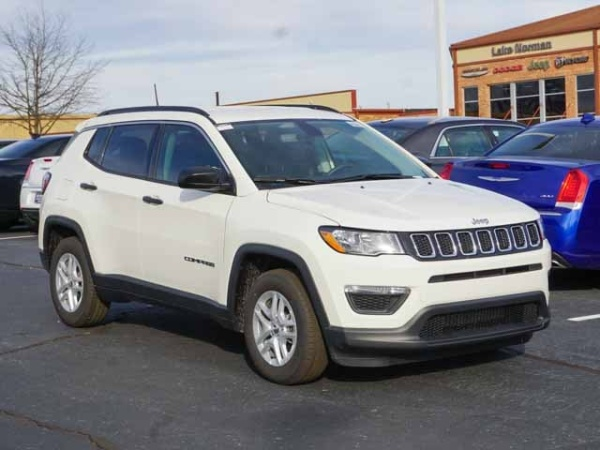 2020 Jeep Compass in Cornelius, NC
