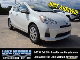 Used 2013 Toyota Prius C Two For Sale In Cornelius, NC