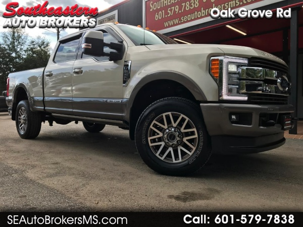 2018 Ford Super Duty F-250 in Hattiesburg, MS