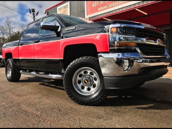 used chevrolet silverado 1500 for sale in hattiesburg ms u s news world report. Black Bedroom Furniture Sets. Home Design Ideas