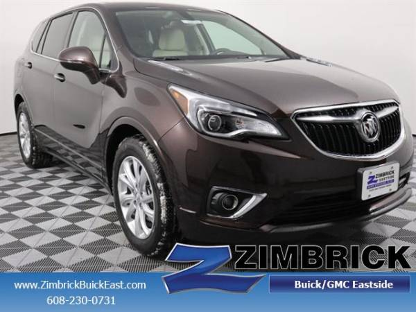 2020 Buick Envision in Madison, WI