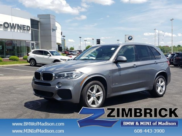 2017 BMW X5 in Madison, WI
