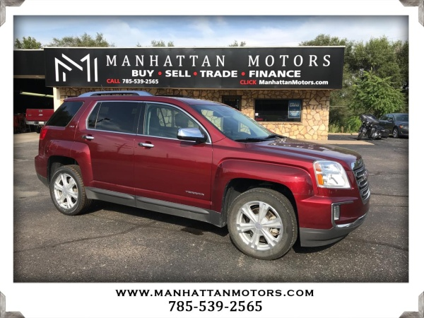 2017 GMC Terrain in Manhattan, KS
