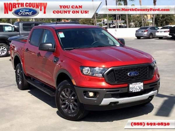 2019 Ford Ranger in Vista, CA