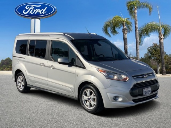 2017 Ford Transit Connect Wagon in Vista, CA