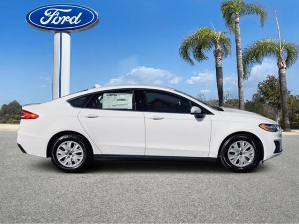 2020 Ford Fusion in Vista, CA