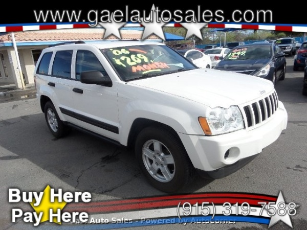 2006 Jeep Grand Cherokee in El Paso, TX