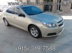 2013 Chevrolet Malibu LS with 1LS for Sale in El Paso, TX
