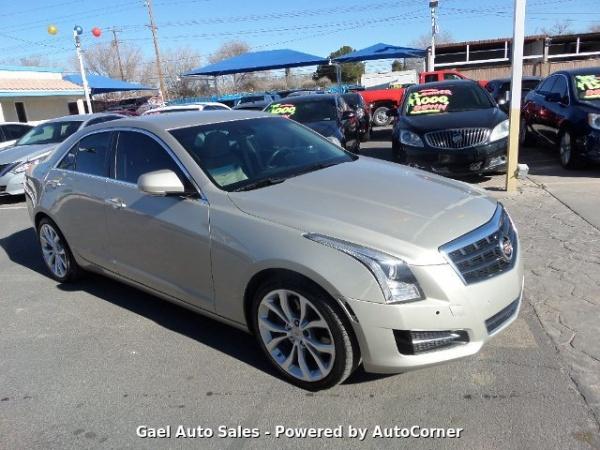 2013 Cadillac ATS in El Paso, TX