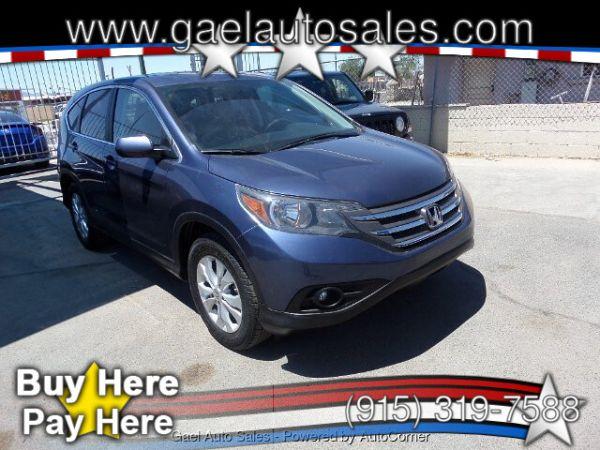 2013 Honda CR-V in El Paso, TX
